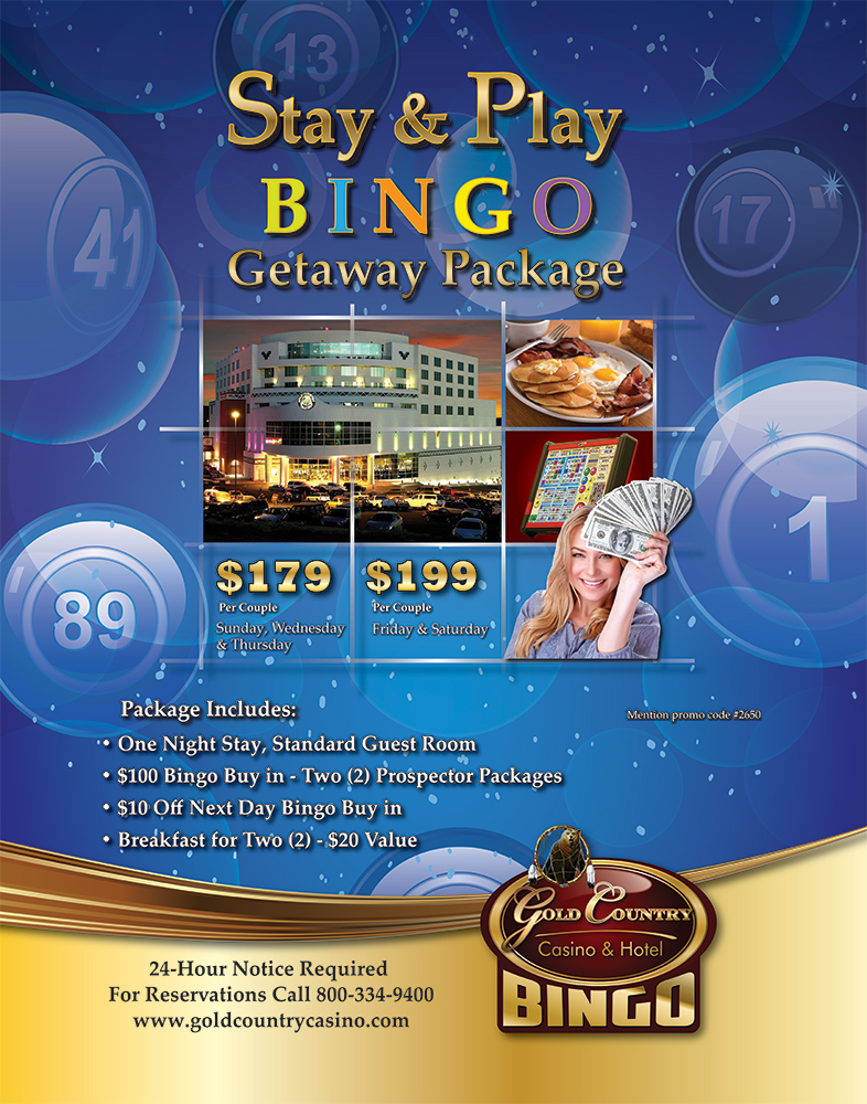 Gold Country Casino Hotel Reservations