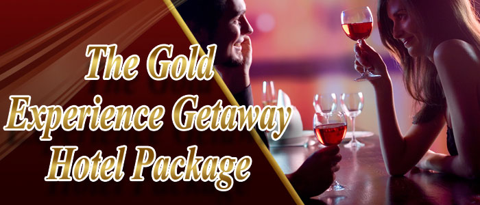 hotel, package, gold, experience, getaway