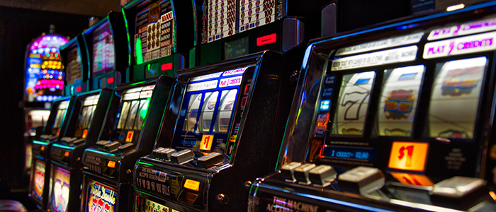 casinos with slot machines in northern california